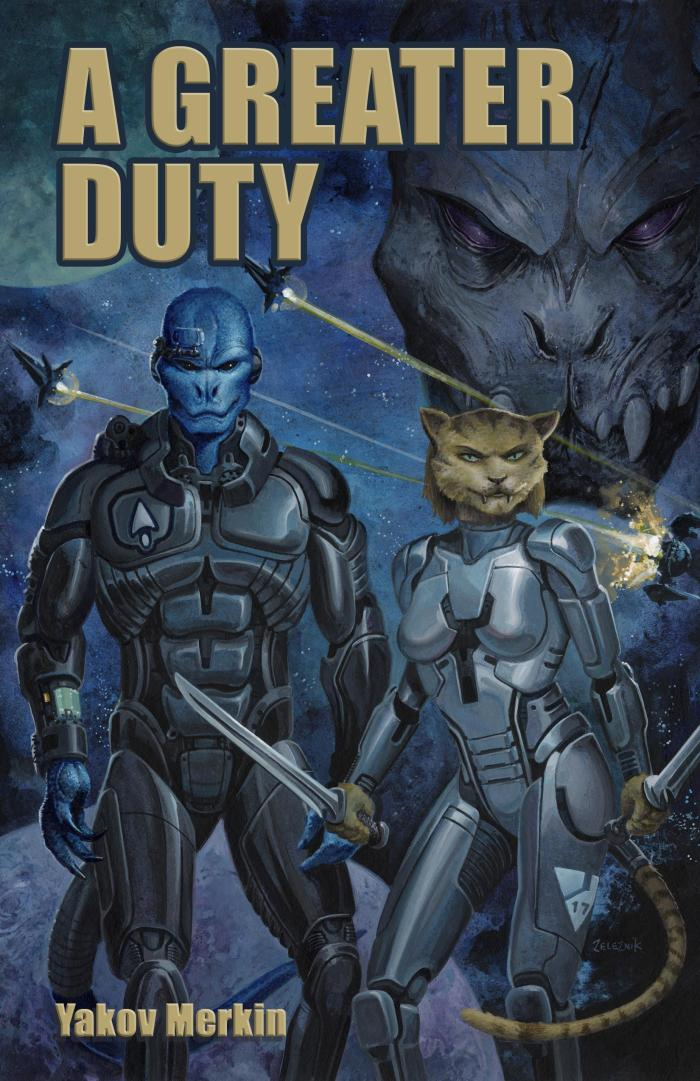 A Greater Duty Cover Art
