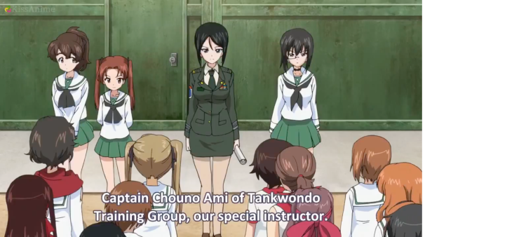 Girls Und Panzer Episode 2 Screenshot (18)