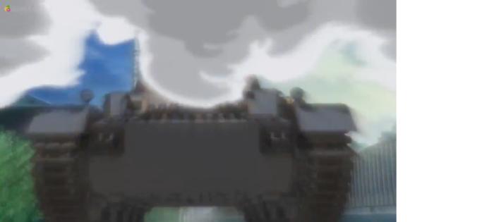 Girls Und Panzer Episode 3 Screenshot (12)