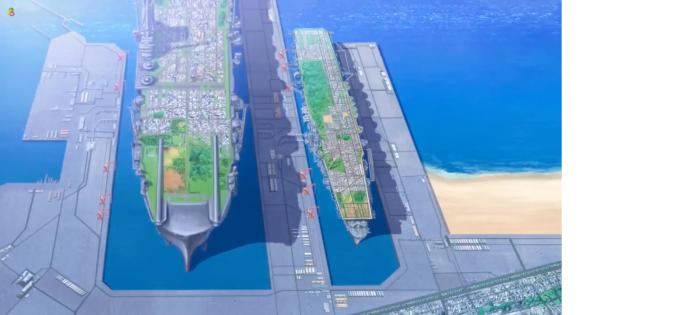 Girls Und Panzer Episode 3 Screenshot (13)