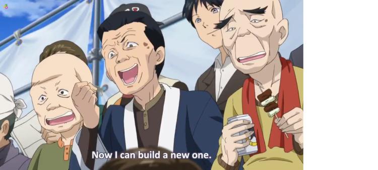 Girls Und Panzer Episode 4 Screenshot (17)