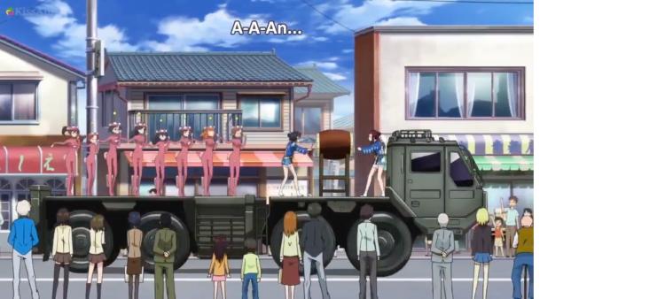 Girls Und Panzer Episode 4 Screenshot (22)