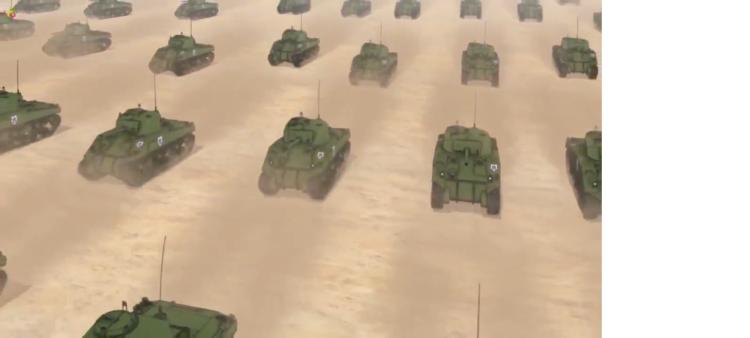 Girls Und Panzer Episode 4 Screenshot (28)