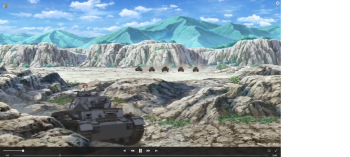 Girls Und Panzer Episode 4 Screenshot (5)
