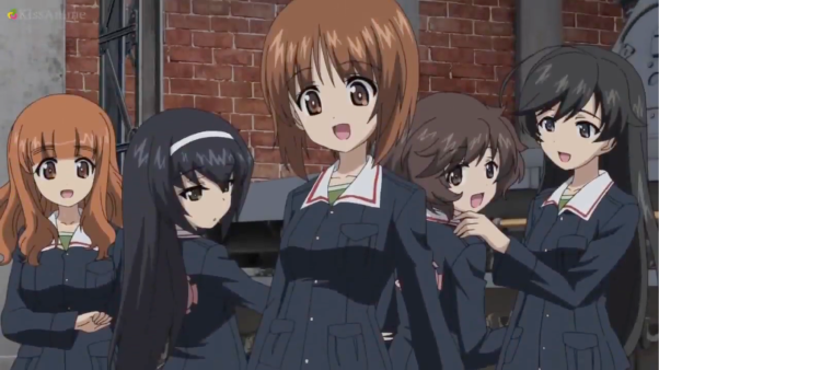 Girls Und Panzer Episode 5 Screenshot (19)