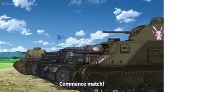 Girls Und Panzer Episode 5 Screenshot (26)