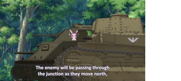 Girls Und Panzer Episode 5 Screenshot (33)