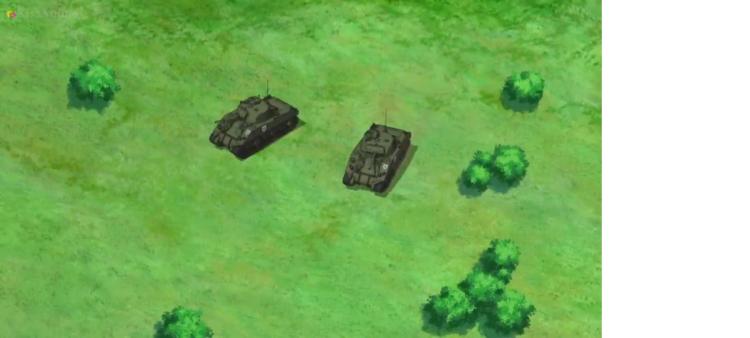 Girls Und Panzer Episode 5 Screenshot (34)