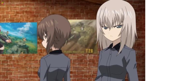 Girls Und Panzer Episode 5 Screenshot (5)
