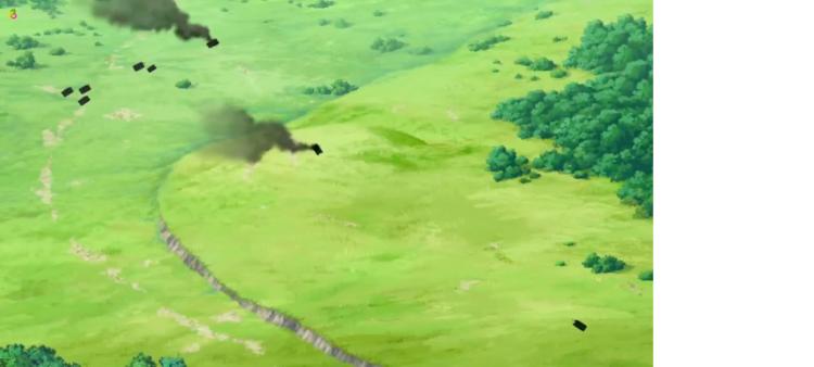 Girls Und Panzer Episode 6 Screenshot (19)