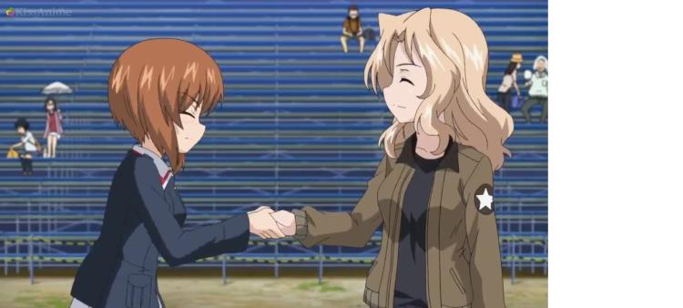Girls Und Panzer Episode 6 Screenshot (24)