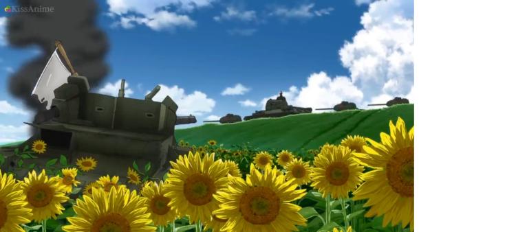 Girls Und Panzer Episode 6 Screenshot (32)