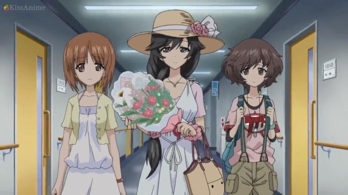 Girls Und Panzer Episode 7 Screenshot (1)