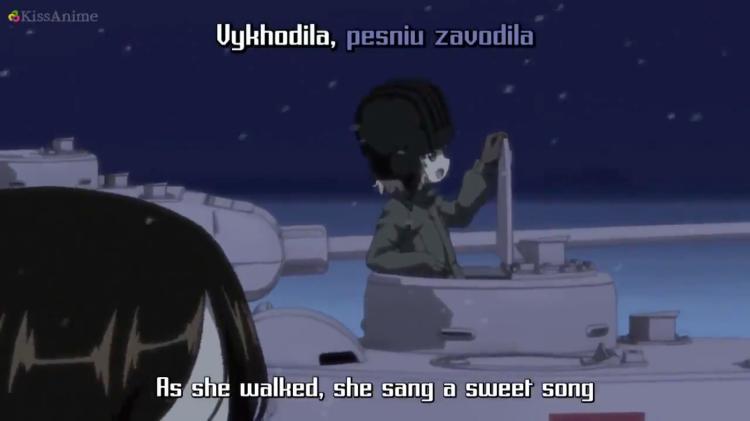 Girls Und Panzer Episode 8 Screenshot (21)