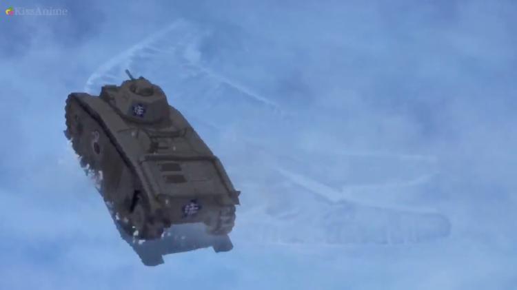 Girls Und Panzer Episode 8 Screenshot (23)
