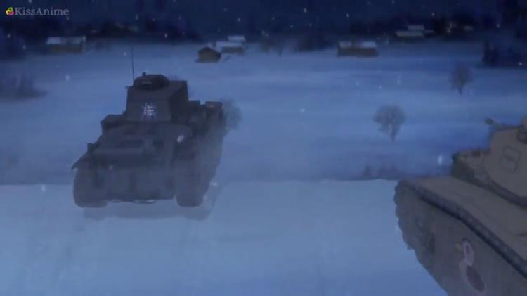 Girls Und Panzer Episode 8 Screenshot (30)