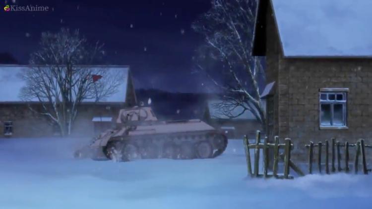 Girls Und Panzer Episode 8 Screenshot (31)
