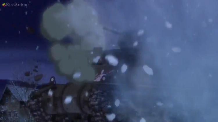 Girls Und Panzer Episode 8 Screenshot (33)