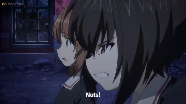 Girls Und Panzer Episode 8 Screenshot (35)