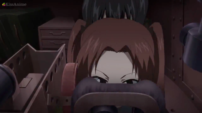 Girls Und Panzer Episode 9 Screenshot (24)