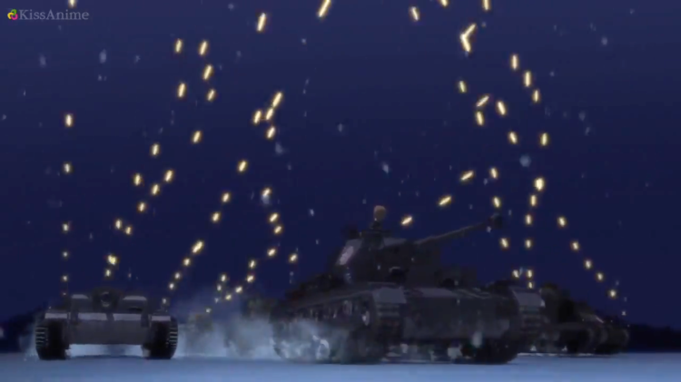 Girls Und Panzer Episode 9 Screenshot (34)