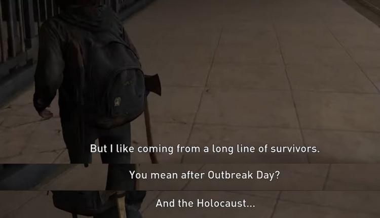 I hate Druckmann 2